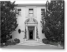Westmont College Kerrwood Hall Acrylic Print by University Icons