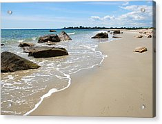 Westport Harbor_10 Acrylic Print