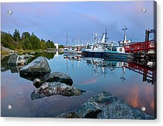 Westview Harbor Acrylic Print