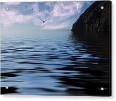 What A View Acrylic Print