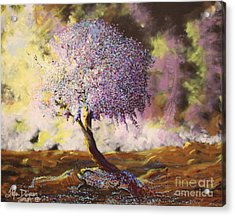 What Dreams May Come Spirit Tree Acrylic Print
