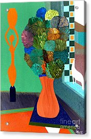 What Matisse Wanted Acrylic Print