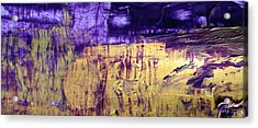 What May Happend Acryl Acrylic Print by Sir Josef - Social Critic -  Maha Art