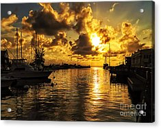 What Tomorrow May Bring Acrylic Print by GIStudio Photography