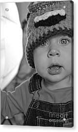 What's That Acrylic Print by Baywest Imaging