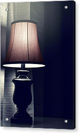 What's That Noise? Acrylic Print by Trish Mistric