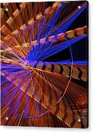 Wheel Of Light Acrylic Print