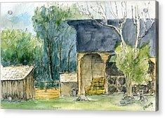 Wheeler Farm Acrylic Print
