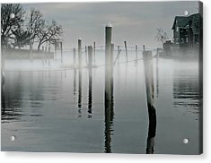 When I Look In Your Eyes Acrylic Print by Diana Angstadt