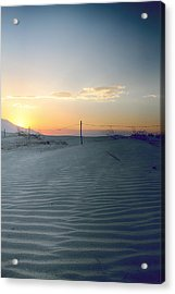 When I Needed You Most Acrylic Print