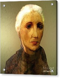 When I'm Sixty-four Acrylic Print by RC DeWinter