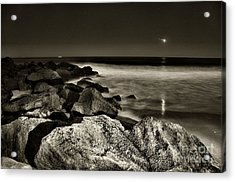 When You Wish Upon A Star  Acrylic Print by Paul Ward