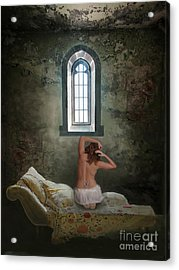 Where Freedom Is A Dream Acrylic Print by Maureen Tillman