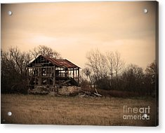Acrylic Print featuring the photograph Where We Used To Play by Debi Dmytryshyn