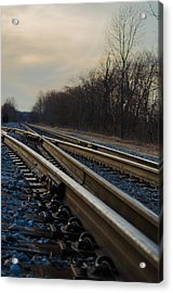 Which Path To Take Acrylic Print