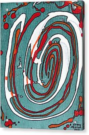 Whirl 2 Acrylic Print