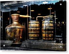 Whiskey Still On Main Street Acrylic Print