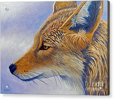 Whisper Acrylic Print