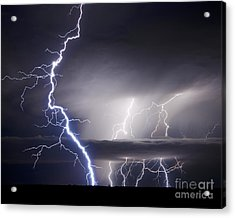Whisper To The Thunder Acrylic Print