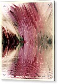 Whisper Wind Acrylic Print