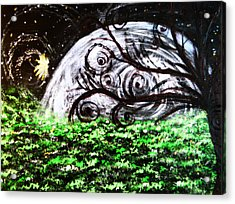 Whispering Fairytales Acrylic Print