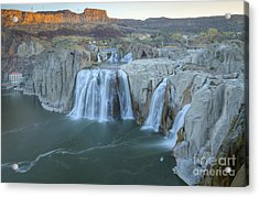 Whispers Of Shoshone Acrylic Print