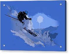 Whistler Art 005 Acrylic Print by Catf