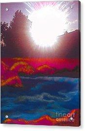 White Dwarf Acrylic Print
