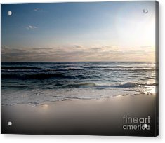 White Sands Acrylic Print by Jeffery Fagan