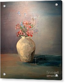 . Acrylic Print by James Lanigan Thompson MFA