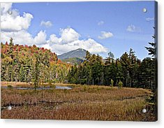 Whiteface Mountain Acrylic Print