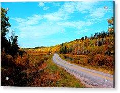 Whiteshell Provincial Park Acrylic Print by Larry Trupp
