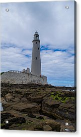 Whitley Bay St Mary's Lighthouse Acrylic Print