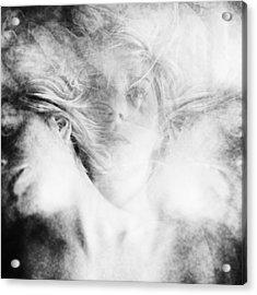 Who Am I Acrylic Print by Anca Magurean