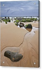 Who Lost His Shoe Acrylic Print