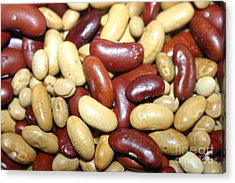 Who Spilled The Beans Acrylic Print