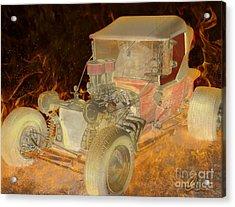 Wicked Ride Acrylic Print