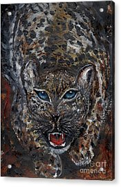 Wild By Nature Acrylic Print by Lori  Lovetere