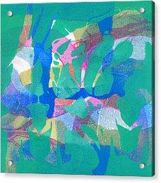 Wild Dance Acrylic Print