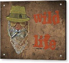 Wild Life Acrylic Print