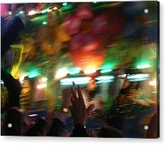 Acrylic Print featuring the photograph Wild Ride by Nathan Rupert