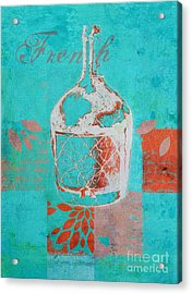 Wild Still Life - 12311a Acrylic Print