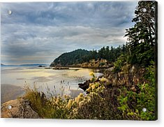 Wildcat Cove Acrylic Print by Robert Bales