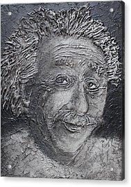Wilder Einstein Acrylic Print