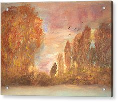 Wilderness Acrylic Print