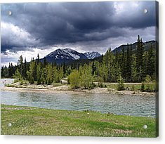 Wilderness River Acrylic Print