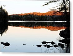 Wilderness Sunset Acrylic Print