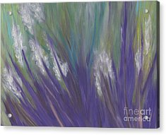 Wildflowers By Jrr Acrylic Print by First Star Art