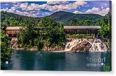 Willard Twin Bridge. Acrylic Print