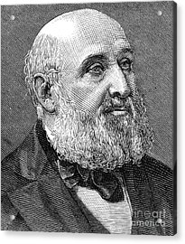 William Farr (1807-1883) Acrylic Print by Granger